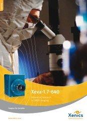 Xeva-1.7-640 - Spectral Cameras