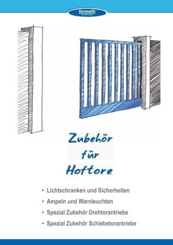 Hoftore - Tormatic