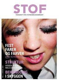 bladet 'STOF', nr. 8