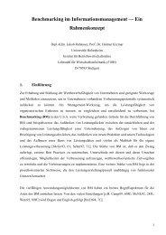 97-08.pdf - Lehrstuhl für Wirtschaftsinformatik