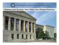 Science and Symbol Artworks - Smithsonian Education Online ...