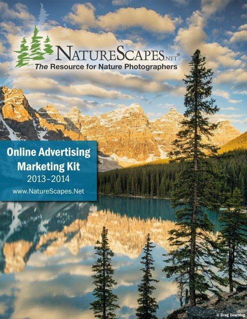 Get Our Marketing Kit (pdf) - NatureScapes.Net