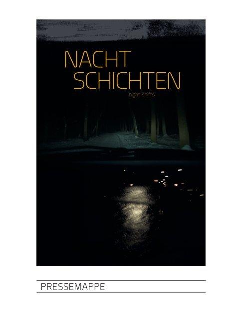 Pressemappe - Nachtschichten - Mischief Films
