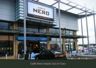 Caffé Nero Heads Out of Town - Space Retail Property Consultants