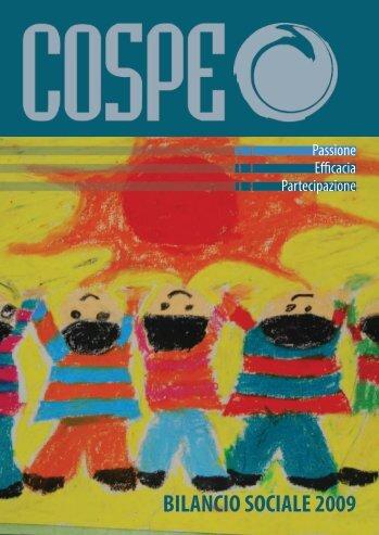 BILANCIO SOCIALE 2009 - Cospe