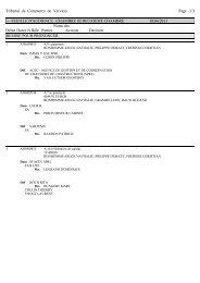 Tribunal de Commerce de Verviers Page 1/3 --- FEUILLE D ... - Juridat