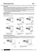 Werkzeugwechsler CUT - Miksch GmbH - Seite 6