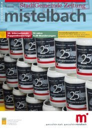 Gemeindezeitung 2008/6 (4,06 MB) - Mistelbach