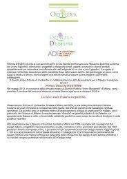 Premio Orticola D'ESTERNI La luce: stare insieme in giardino - Adi