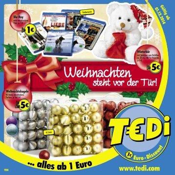 TEDI - Weihnachten - 26.11.14 - D