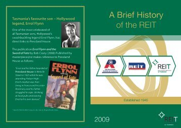 Download A Brief History Of The REIT - Real Estate Institute of ...