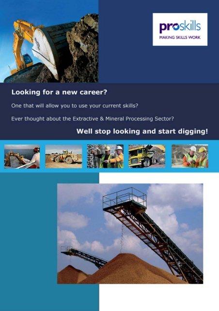 Job profiles and descriptions - Proskills