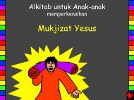 Cerita - Bible for Children