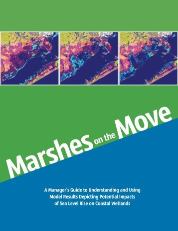 Marshes on the Move - NOAA Coastal Services Center