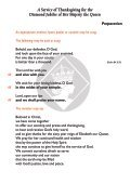 Diamond Jubilee Prayer and liturgical resources - Church of England - Page 4