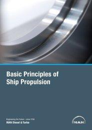Basic Principles of Ship Propulsion - MAN Diesel & Turbo