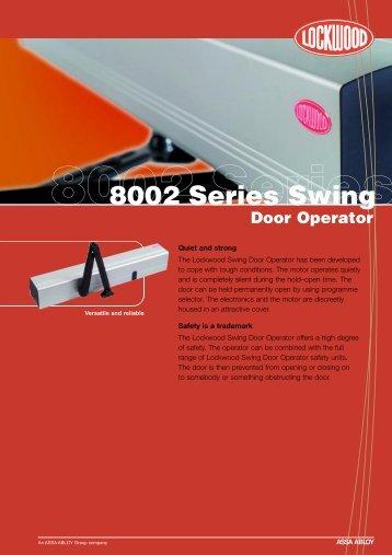 Brochure - Locksmiths' Supply Company