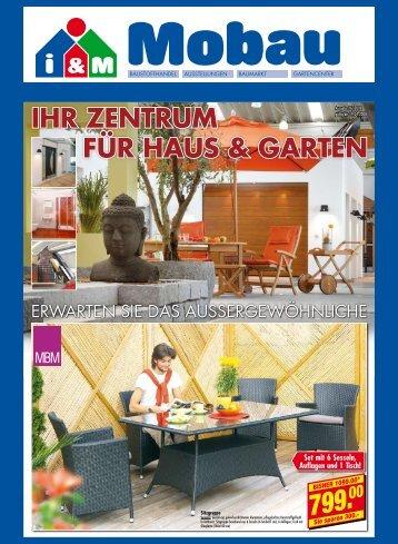 IHR ZENTRUM FÜR HAUS & GARTEN