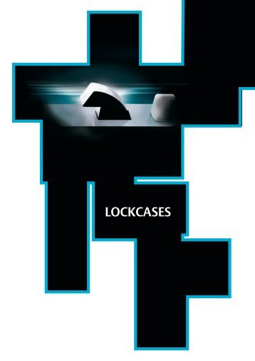 LOCKCASES - BW Hardware