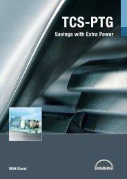 TCS - PTG Savings with Extra Power - MAN Diesel & Turbo