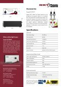SuperK COMPACT - NKT Photonics - Page 2