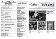 Primarexpress November 2011 [PDF, 515 KB] - Primarschule