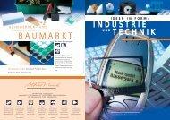 BAUMARKT INDUSTRIE UND TECHNIK - Alfred Mank GmbH