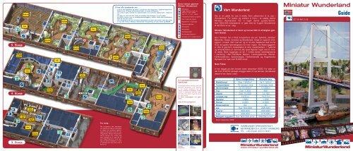 Miniatur Wunderland Guide