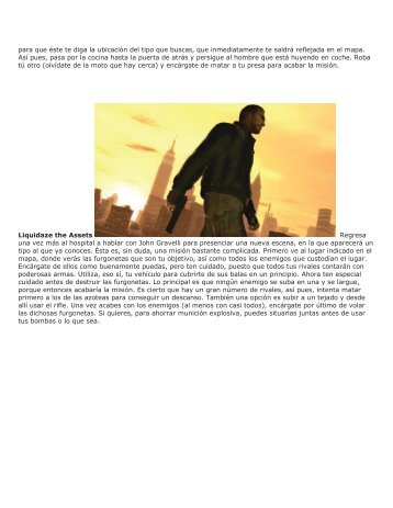 Descargar GTA IV parte 3 - Mundo Manuales