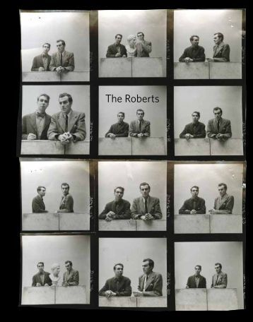 Download PDF: The Roberts, catalogue from 2010 exhibition