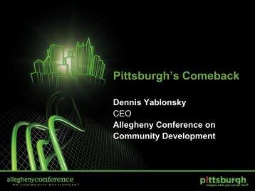 Dennis Yablonsky - NASPD
