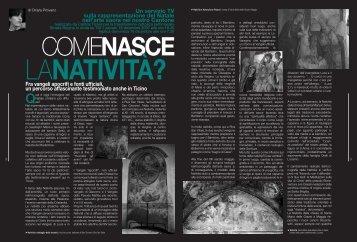 Come nasce la natività? - Caritas Ticino