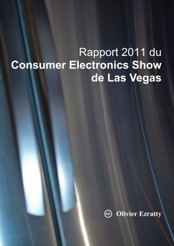 Rapport CES 2011 - Le Club Innovation Banque Finance Assurance