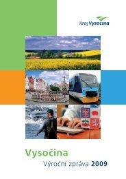 Výroční zpráva - Extranet - Kraj Vysočina