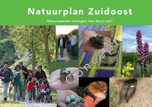 Natuurplan Zuidoost - Stadsdeel Zuidoost - Gemeente Amsterdam