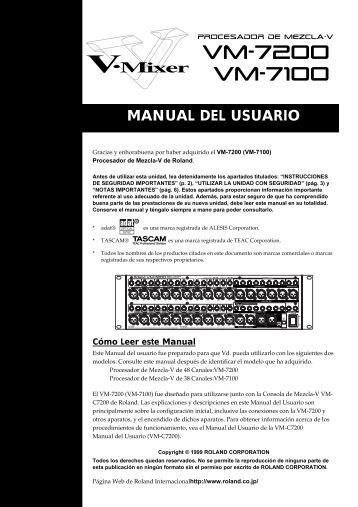 MANUAL DEL USUARIO - Casaveerkamp.net