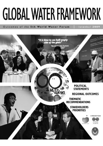 Global Water Framework - World Water Council