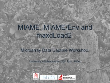 Introduction to maxdLoad 2 - NERC