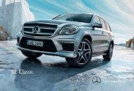 GL-Klasse. - Mercedes-Benz