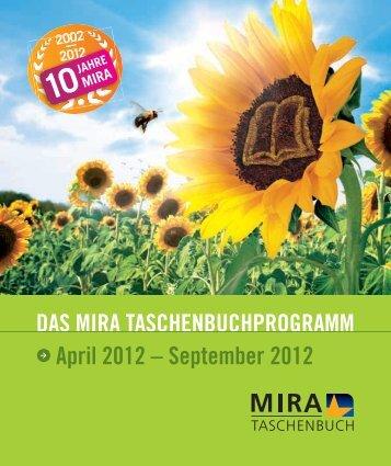 September 2012 - MIRA Taschenbuch