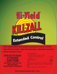 Label 33699 Killzall Extended Control RTU Approved 06 ... - Fertilome