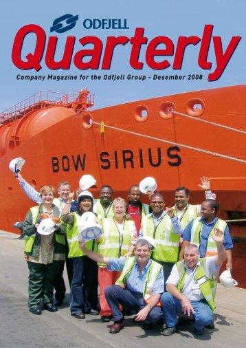 Quarterly December 2008 - Odfjell