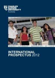 International Prospectus 2012
