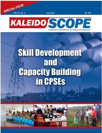 Skill Development - scope
