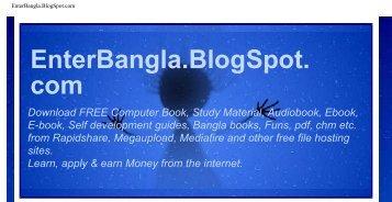 Bhoy (Misir Ali) By Humayun Ahmed (allbdbooks.com ... - Bangla book