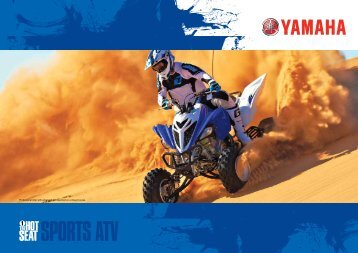 Download Brochure (6MB) - Yamaha Motor New Zealand
