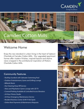 eBrochure_Cotton Mills