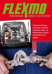 Fahrzeugeinrichtungen für Heizung- und Sanitär ... - FLEXMO