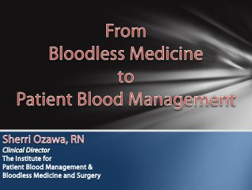 o 5 patients