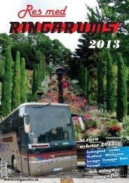 4 - Ringarums Busstrafik